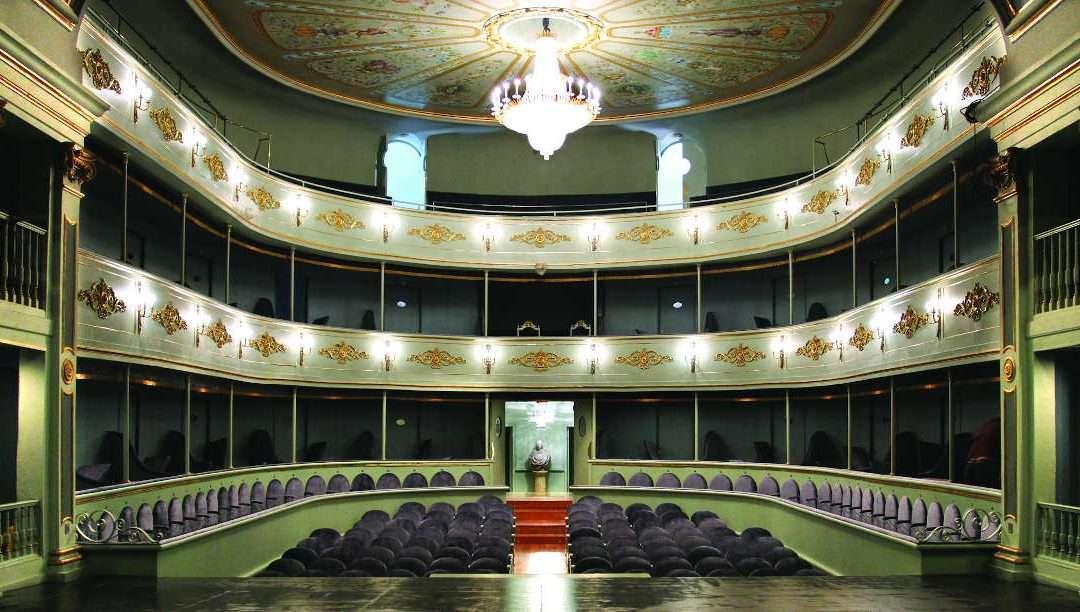 El Teatro Real Coliseo de Carlos III de San Lorenzo de El Escorial apoya la igualdad de género