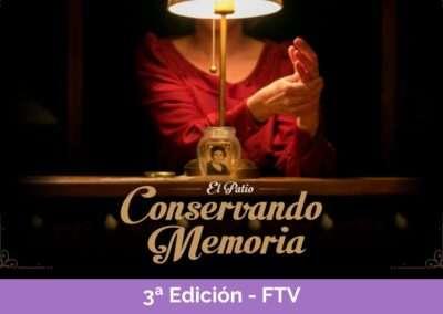 CONSERVANDO MEMORIA (premiado)