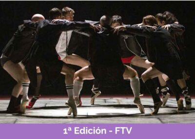 DANCING WITH FROGS (premiado)