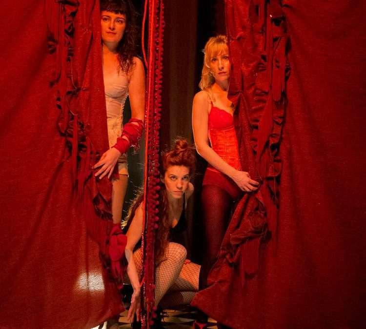Akelarre compañía The Feliuettes