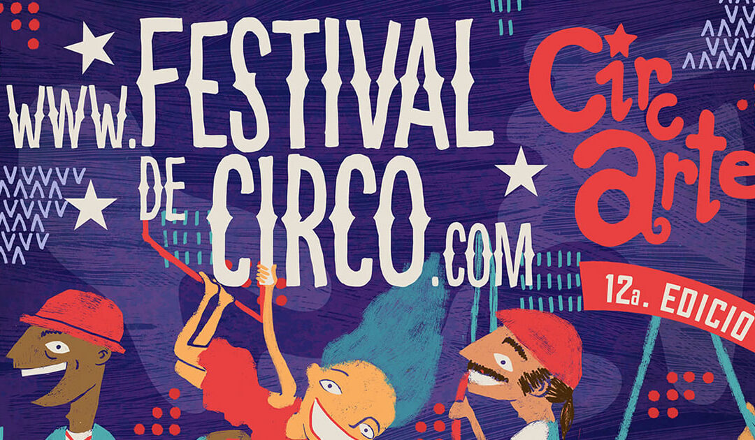 Masterclass práctica a cargo de «Territorio Violeta» en el Festival de circo de Alicante