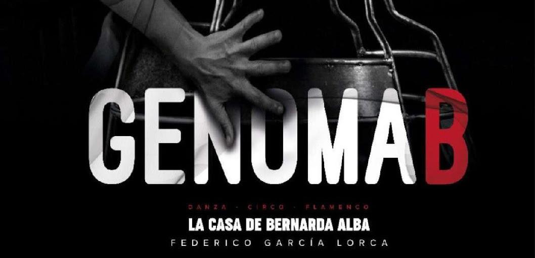 GENOMA B en el TEATRO FERNÁN GÓMEZ de Madrid